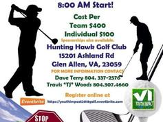 Enjoy a golf tournament that will help s