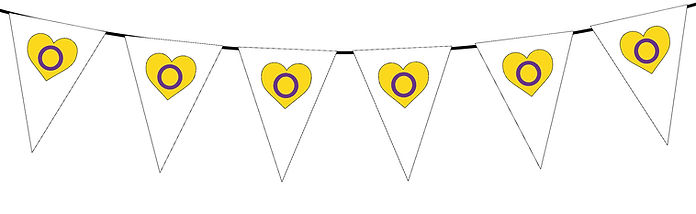 Pride Heart-Intersex