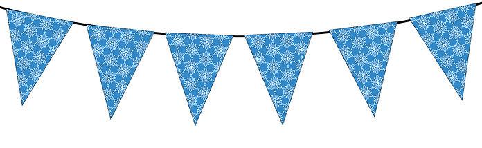 Floral Pattern-blue