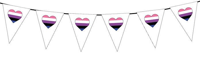 Pride Heart-Genderfluid
