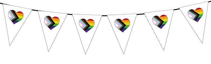 Pride Heart-Inclusive Pride