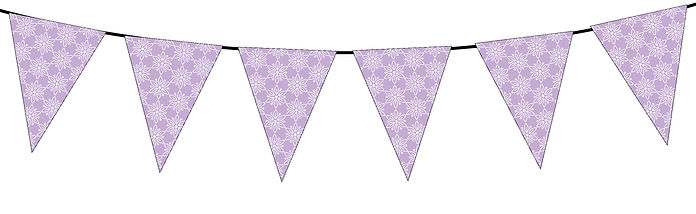 Floral Pattern-lilac