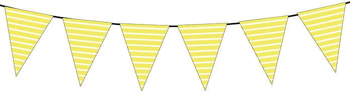 Striped Pattern-yellow