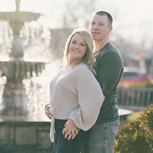 Randy & Lindsay engagement