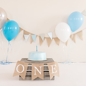 Odie's First Birthday
