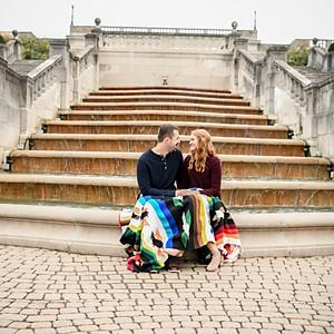 Alex and Carolynn Engagement
