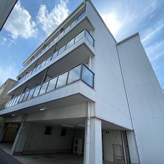 大阪市城東区共同住宅改修工事