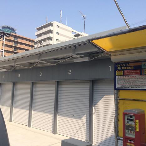 大阪市福島区倉庫