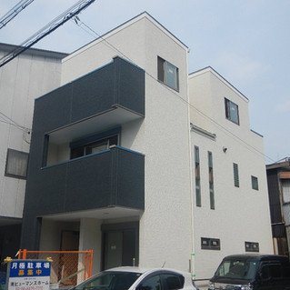 大阪市福島区新築工事