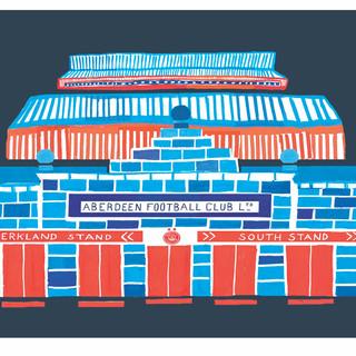 Custom Building Illustration