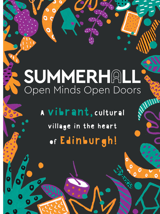 Summerhall Student Flyer 2018