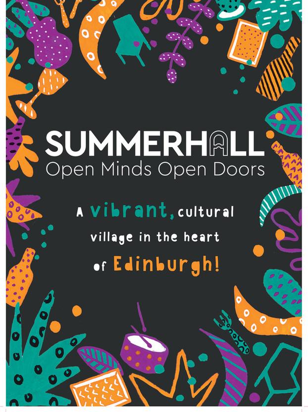 Summerhall Student Flyer 2018