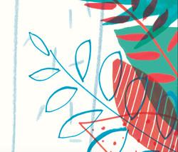 'Scratch Night' Poster Sketchbook