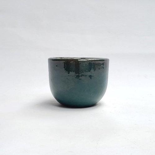 Cachepot Cerâmica Esmaltada Morumby 1