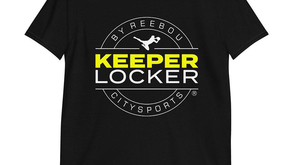 Keeper Locker Tee (Black)