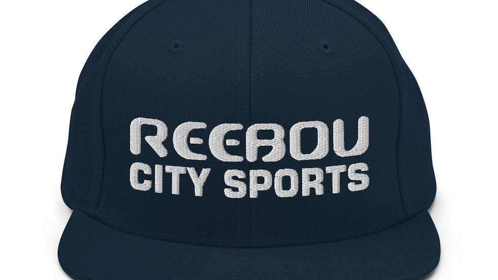 Reebou Snapback Hat