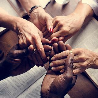 Zusammen beten