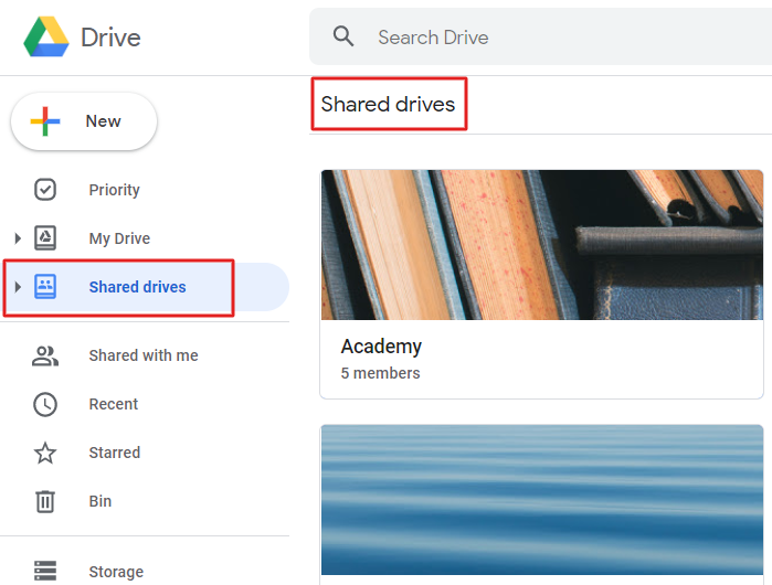 """Google Drive users will now see """"Team Drives"""" to """"Shared Drives"""""""