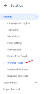 How to Show Your Working Hours on your Google Calendar G Suite Tips
