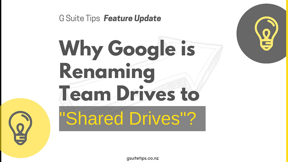 """G Suite Tips 