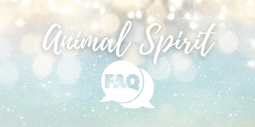 Animal Spirit FAQ