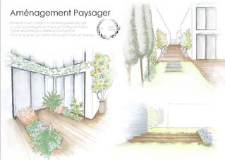 Nouveau projet garden staging sur le Bouscat