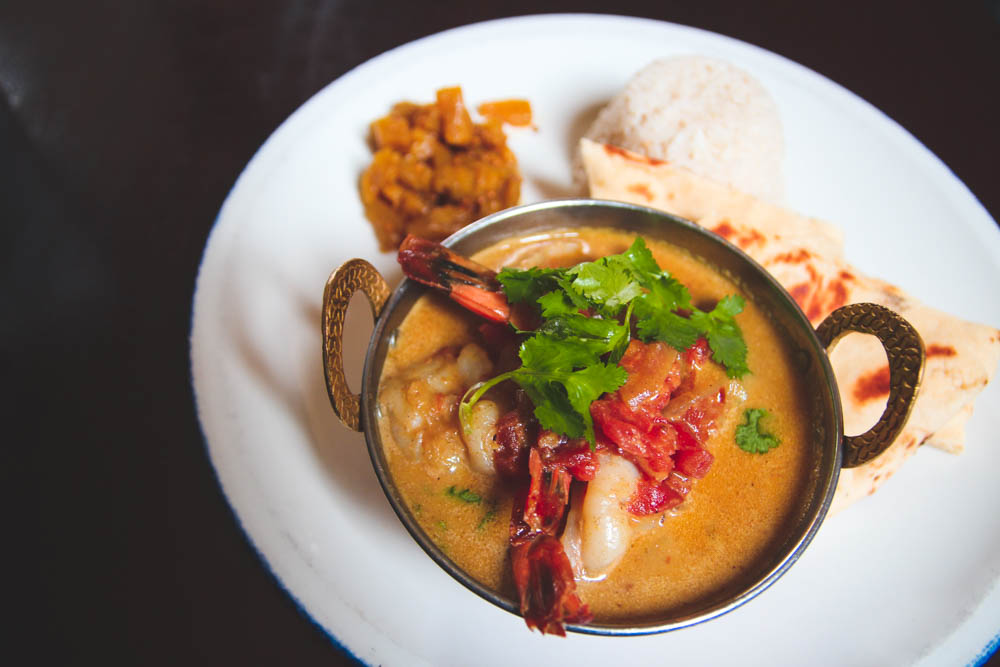GOAN STYLE PRAWN CURRY