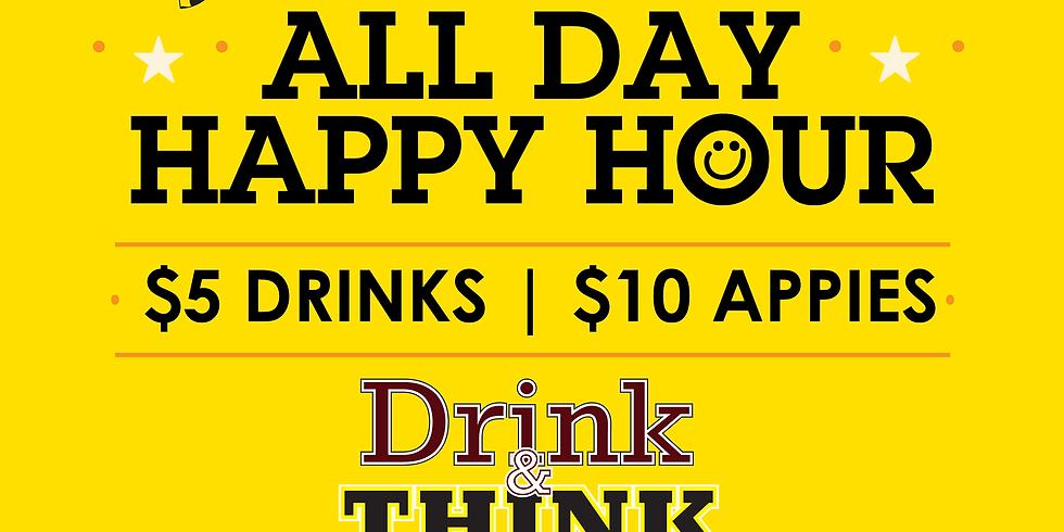 Drink & Think Trivia