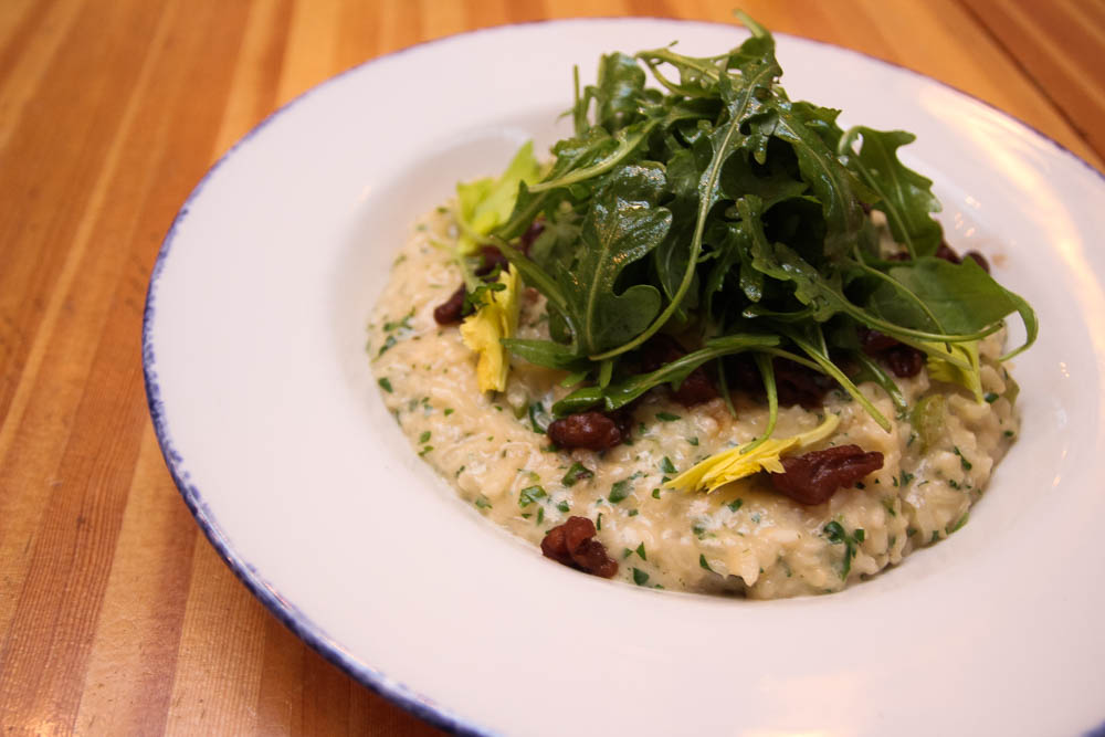 Roasted Celeriac Risotto