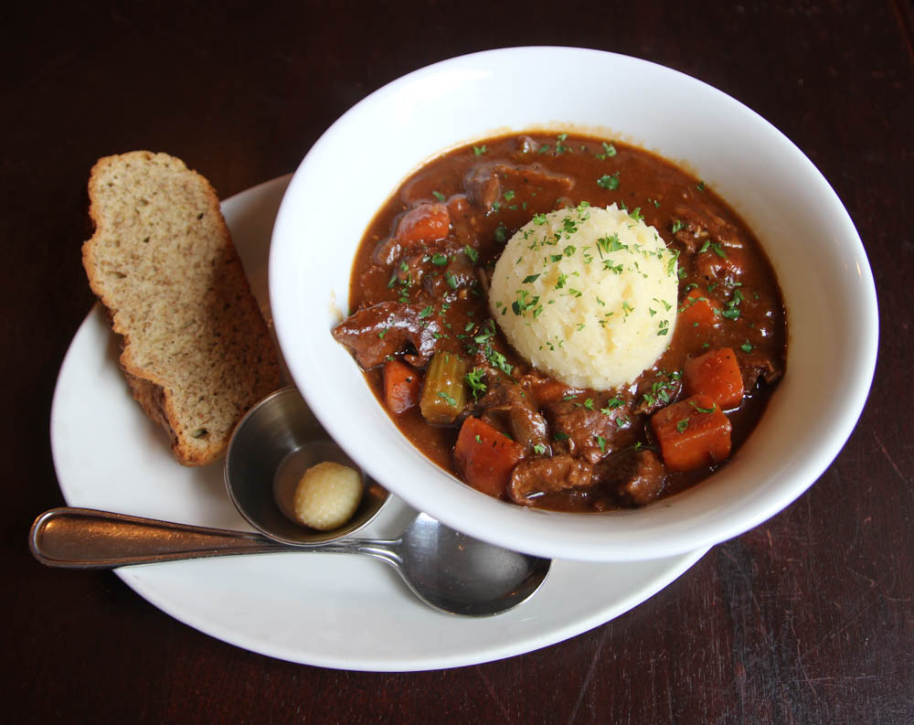 STEAK & GUINNESS STEW