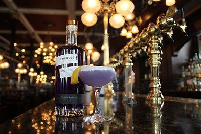 Empress Gin, Cocktail, Cocktails, Pub, Happy Hour