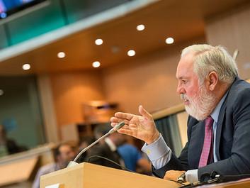 EU-chef: Der er ingen plan B. Vi SKAL nå en ambitiøs klimaaftale i Paris