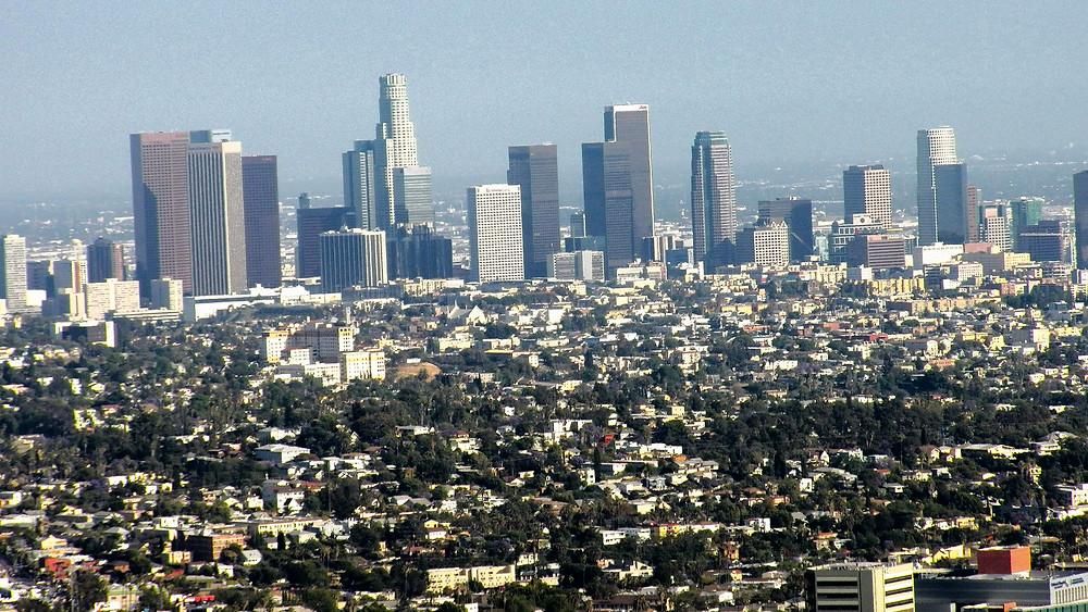 En stor del af tagene i Los Angeles skal udskiftes.