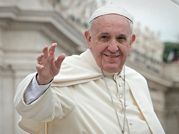 Paven i opråb til verdens borgere: Kræv højere grønne ambitioner fra politikerne