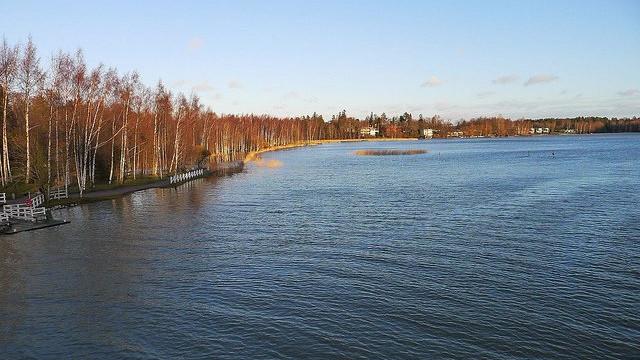 Venstre har ikke taget højde for havets stigning i sin plan om at gøre det nemmere at bygge nær kysten. Foto: Timo Newton-Syms/flickr