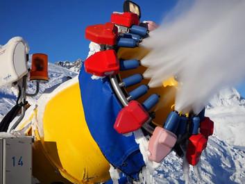 Klimaforandringerne har skåret en måned af skisæsonen