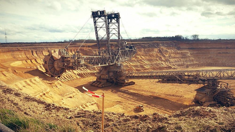 BWE vil udvide minedriften, hvilket betyder, at mere skov må fældes. Foto: Markus Jakobs/flickr