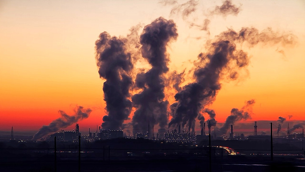 CO2-niveauet stiger hastigt, viser nye data. Foto: Pixabay