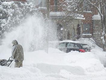 Opvarmningen af Arktis kan forårsage hårdere vintre