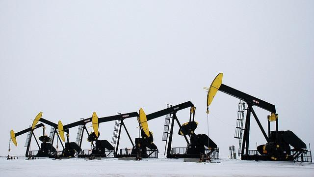 I 1970'erne og 80'erne undersøgte olie- og gasselskaber risikoen for, at fossile brændstoffer ville skade klimaet. Foto: Geof Wilson/flickr