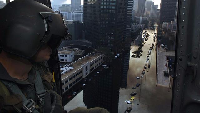 I 2005 blev New Orleans, Louisiana, ramt hårdt af orkanen Katrina. Byen er nu i fare for at blive permanent oversvømmet i løbet af dette århundrede. Foto: Pixabay
