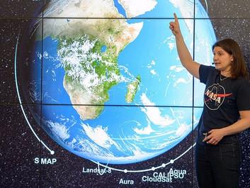 Trump vil skrotte Nasas klimaforskning for i stedet at udforske rummet mere