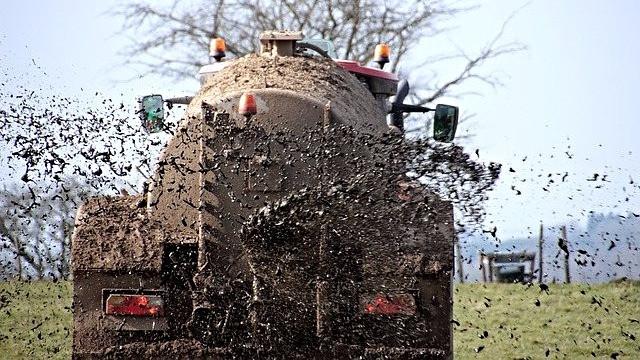 Landbrugets brug af gødning er den bærende årsag til partikelforurening i Europa og andre steder i verden, viser et nyt studie. Foto: Pixabay