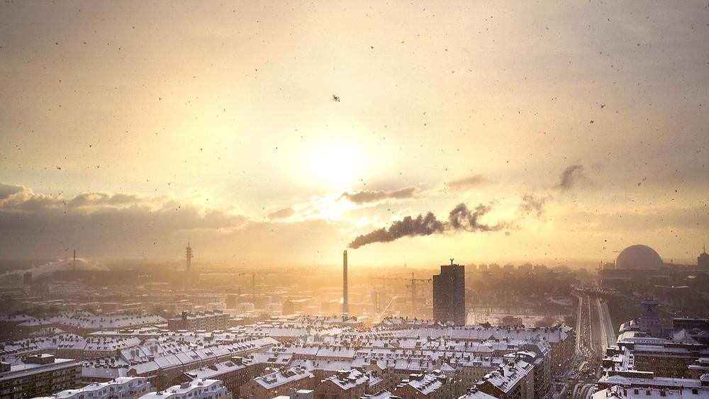 Samfundet står over for et muligt kollaps på grund af forurening, klimaforandringer og faldende biodiversitet, advarer en britisk tænketank. Foto: Pixabay