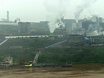 Temperaturen stiger markant i Kina