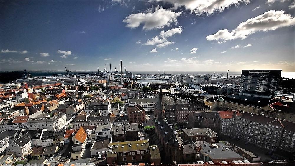 Aarhus Kommune er en af de 29 kommuner, der er gået med i et samarbejde om at udvikle et klimaværktøj, der skal gøre CO2-indberetningen mere ensartet. Foto: Scott Mitchell/flickr