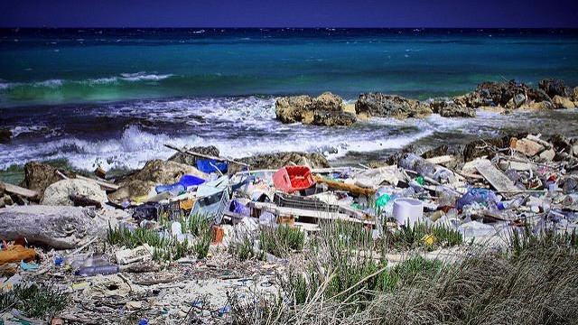 Løsningen på affaldsproblemet i naturen er ikke bionedbrydeligt affald, men at stoppe med at smide affald i naturen, lyder det fra FN. Foto: Paolo Marari/flickr
