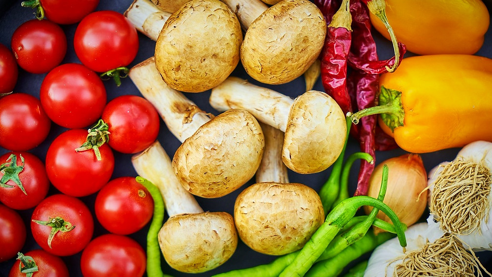 En plantebaseret produktion kan give langt flere fødevarer end en animalsk produktion - i hvert fald i USA, viser et nyt studie. Foto: Pixabay