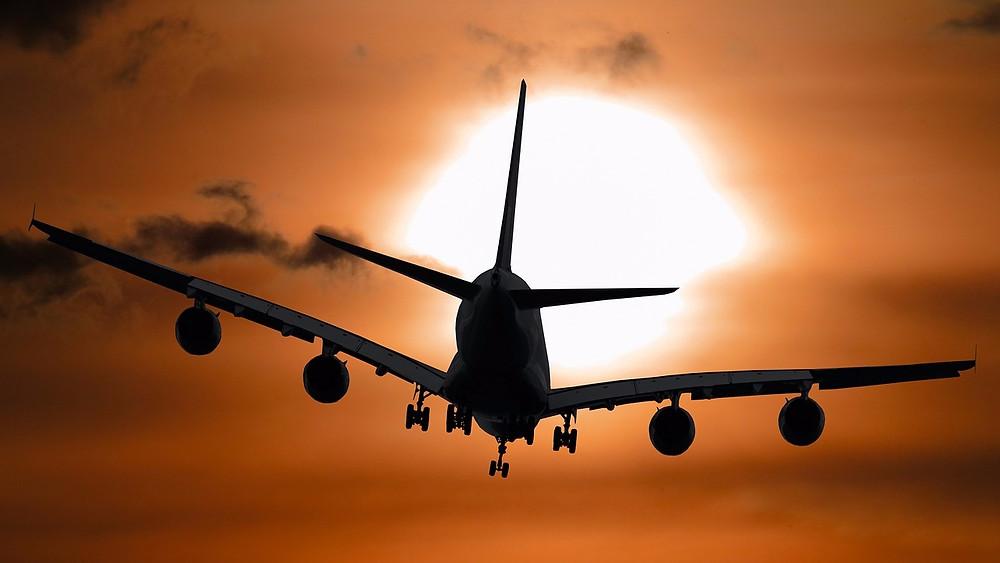 Luftfartsselskaber har indgået en klimaaftale, men den får hug for at være for uambitiøs. Foto: Pixabay