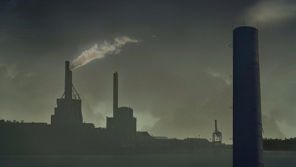 Partikler fra luftforurening sætter sig i hjernen, viser et nyt studie. Foto: Pixabay